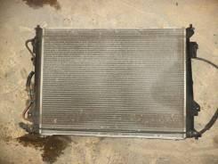 Радиатор системы охлаждения (б/у) Kia Optima 2 (Magentis 2 (GE, MG