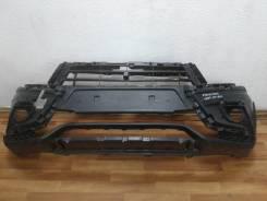 Бампер передний Lada Vesta SW Cross oem 8450031004 (мал. трещ.) (скл-3)