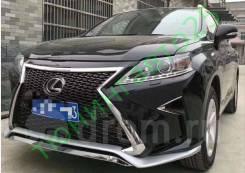Бампер в стиле rx 2016 года на Lexus RX270/RX350/RX450h 09-14