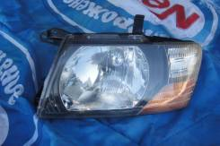Фара передняя левая-2000г MMC Pajero V75W 6G74