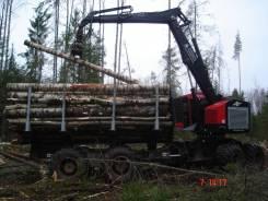 TimberPro. Форвардер TF830, 20 000кг., 23 550кг.