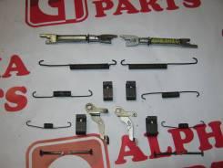 Пружины барабанных тормозов Subaru Impreza GH2, задний