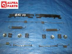 Пружины барабанных тормозов Toyota BB QNC20,21, задний