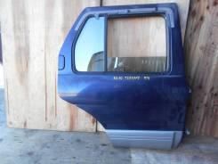 Дверь боковая задняя контрактная R RR50 6158