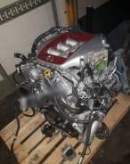 Двигатель VR38 Nissan GTR 3.8 комплектный наличие