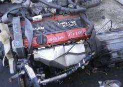 Двигатель NISSAN 180SX