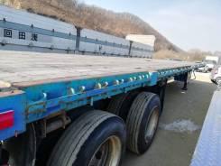 Daehan. Продам полуприцеп-контейнеровоз DH40APTC, 30 800кг.