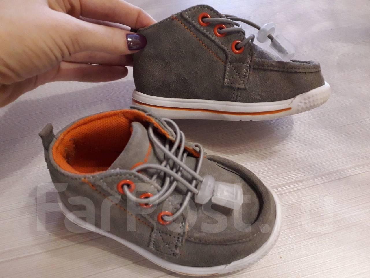 99a8b4b47 Детские ботинки Размер: 22 размера - купить во Владивостоке. Цены. Фото.
