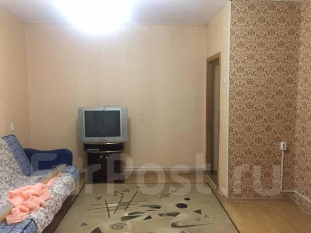 2-комнатная, улица Краснореченская 101. Индустриальный, агентство, 44кв.м.