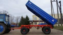 МордовАгроМаш 2ПТС-4.5. Прицеп тракторный самосвальный, 4 500кг.
