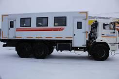 КамАЗ. Камаз 5328BX Автобус для вахтовых бригад, 22 места, В кредит, лизинг