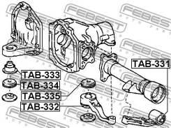 Сайлентблок подушки дифференциала  В наличии на складе! Febest TAB331