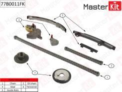 Комплект цепи ГРМ |В наличии на складе! Master KiT 77B0011FK
