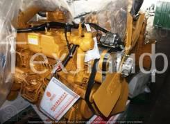 Двигатель Shanghai SC11CB220G2B1/C6121ZG50 Евро-2 на погрузчик XCMG LW500K.