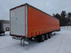 Krone Profi Liner 4 Tir. Полуприцеп Krone Profi Liner 2012, 36 000кг.