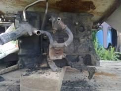 Двигатель 2C Toyota в сборе , БУ (исправен, полностью работоспособный)