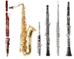 Ремонт саксофонов.