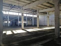 Сдаем склад на территории завода Амуркабеля. 927кв.м., улица Артёмовская 87, р-н Индустриальный