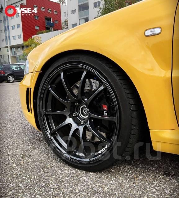"Advan Racing RS. 9.0x18"", 5x114.30, ET25, ЦО 73,1мм."