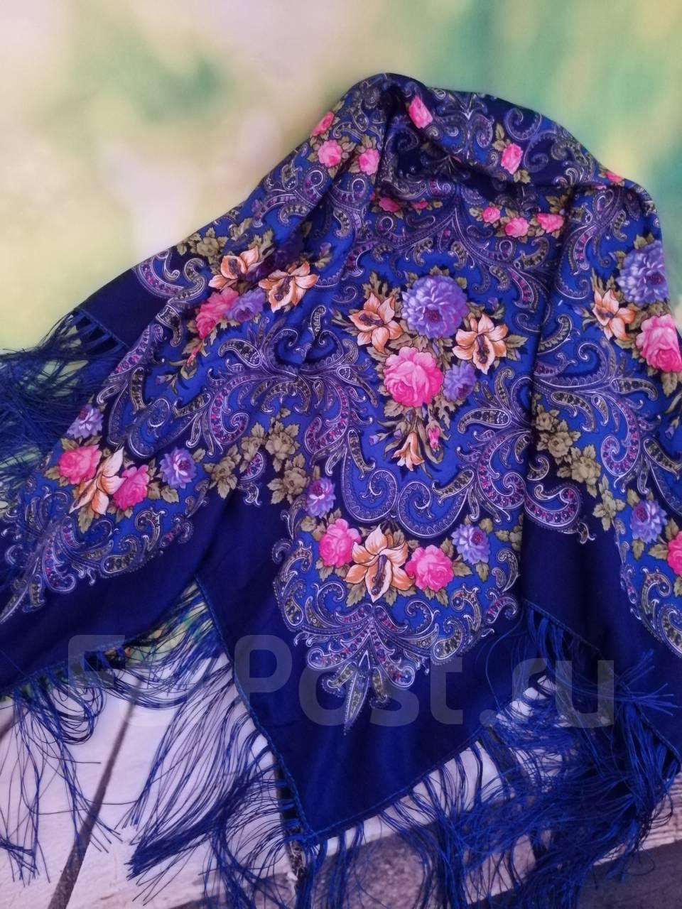 5a41034a1067 Платки, шарфы, палантины во Владивостоке аксессуары и бижутерия
