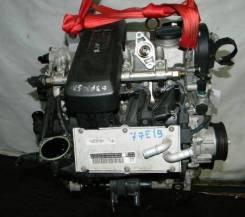 Контрактный двигатель Skoda YETI