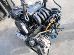 Двигатель контрактный на Volkswagen Jetta V1.6 BSE, CCSA, BSF, BGU