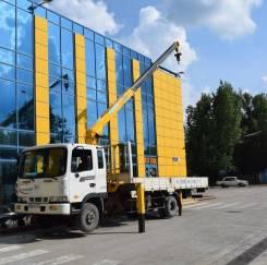 Hyundai Mega Truck. Продаётся Hyundai Mega Trakc 120 c КМУ