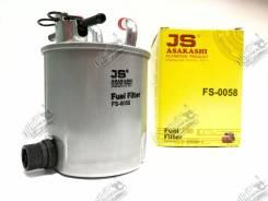 Фильтр топливный, сепаратор. Nissan Pathfinder, R51M Nissan Navara, D40M Двигатели: V9X, VQ40DE, YD25DDTI