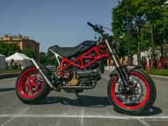 Ducati Hypermotard 1100S. 1 078куб. см., исправен, птс, с пробегом