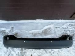 Бампер задний Toyota RAV4 12-