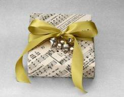Подарочный сертификат на обучение музыке