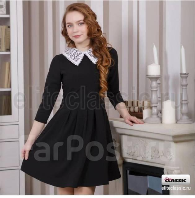 a528818a043 Продам новую школьную форму ( платье и фартук ) на последний звонок ...
