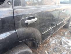 Дверь боковая Nissan X-Trail NT30. QR20DE. Chita CAR