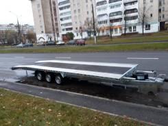 Rydwan Euro B. Прицеп автовоз трехосный польского производства-3500кг. Новый, 3 500кг.