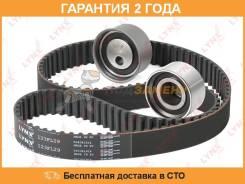 Комплект ремня ГРМ подходит для MITSUBISHI Galant V 20 92-96 L200 20 96-07 L300 20 94-00 L400 20 95-02 Space Runner 20 97-99 Space Wagon 20 92-04 PK-1...