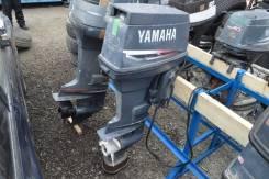 Yamaha. 80,00л.с., 2-тактный, бензиновый, нога L (508 мм)