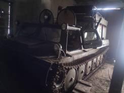 ГАЗ 34039. Продается гусеничный снегоболотоход, 3 000куб. см., 2 000кг., 4 800кг.