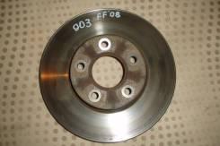 Диск тормозной ford focus ll 1734696