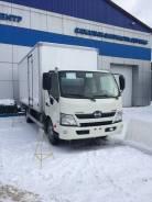 Hino 300. - 730, Изотермический фургон