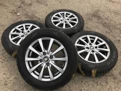 """Manaray Sport R14 4*100 5.5j et38 + 175/65R14 Dunlop DSX-2. 5.5x14"""" 4x100.00 ET38"""