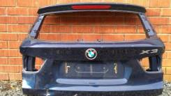 Крышка багажника. BMW X3, F25 B47D20, N20B20, N20B20O0, N20B20U0, N47D20, N52B30, N55B30, N55B30M0, N57D30, N57D30OL, N57D30TOP