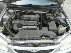 Двигатель в сборе. Mazda Familia, BJ5P Mazda Familia S-Wagon Mazda 323 Двигатели: ZL, ZLDE, ZLVE