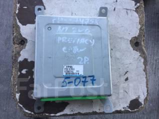 Блок управления ДВС Mazda Premacy CP8W двигатель FP