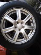 Комплект летних колёс 215/55/R16 на Subaru