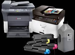 Ремоеюнт и заправка принтеров, мфу