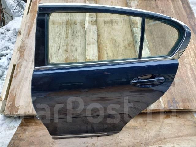 Дверь задняя левая Lexus GS430 UZS190 2007 GS300 GS350 GS450 GS460