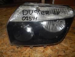 Фара. Renault Duster, HSA, HSM Двигатели: F4R, K4M, K9K