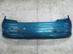 Бампер задний Peugeot 207, WA, WB, WC, WK Пежо 207 хэтчбек 2006 -