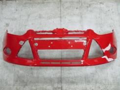 Бампер Передний Ford Focus 3 CB8, bm5117757, bm51-17757 форд фокус III