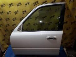 Дверь передняя левая в сборе Honda CR-V RD1 B20B код цвета NH624P1